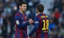 Messi ngăn đàn em đến MU