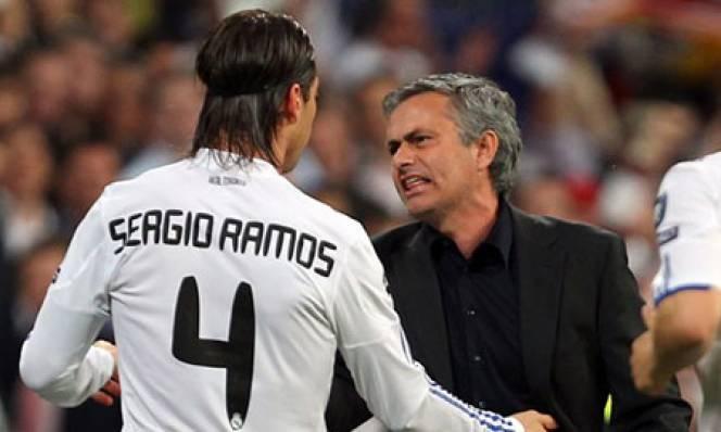 Mourinho sẽ chỉ trở lại Real nếu Ramos bán xới