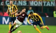 Nhận định Verona vs AC Milan 18h30, 17/12 (Vòng 17 - VĐQG Italia)