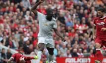 """Sao Liverpool """"tố"""" Lukaku có hành vi phi thể thao"""