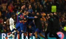 Góc thống kê: Những kỷ lục đước xác lập sau vòng 1/8 Champions League