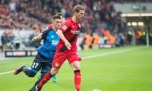 Nhận định Hoffenheim vs Bayer Leverkusen 21h30, 20/01 (Vòng 19 - VĐQG Đức)