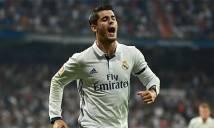 Morata lại tính chuyện đào tẩu khỏi Real