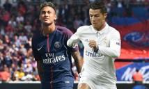 Điểm tin chuyển nhượng 15/1: Real sẵn sàng hy sinh Ronaldo để có được Neymar