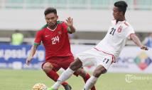 U23 Indonesia thua 'sấp mặt' trong ngày Luis Milla ra mắt