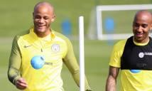 CHÙM ẢNH: Dàn sao Man City chăm chỉ tập luyện trước đại chiến Arsenal