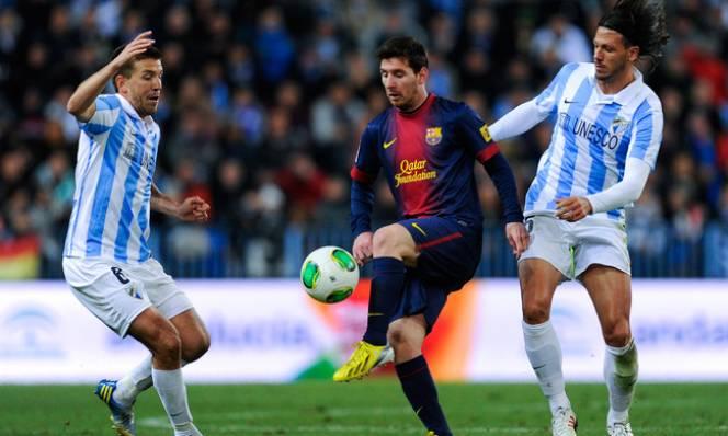 Barcelona vs Malaga, 22h15 ngày 19/11: Không thể gục ngã