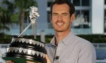 Murray được vinh danh 'Nhân vật thể thao của năm' lần thứ 3