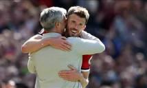 Mourinho sẽ bổ nhiệm Carrick làm trợ lý HLV