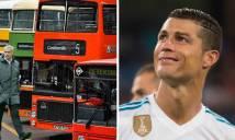 BI HÀI: HLV đội bóng UAE đòi mượn xe buýt của Mourinho