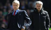 Wenger thoát án phạt, Mourinho nói gì?