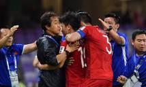 Việt Nam vào vòng 1/8 nhờ ít hơn Lebanon 2 thẻ vàng