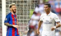 Vòng 34 La Liga: Nóng bỏng cuộc đua 'song mã' giữa Barca và Real