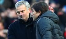 Conte nói gì về mâu thuẫn với Mourinho?