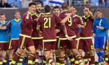 Nhận định Venezuela vs Uruguay 04h00, 06/10 (Vòng loại World Cup 2018 khu vực Nam Mỹ)