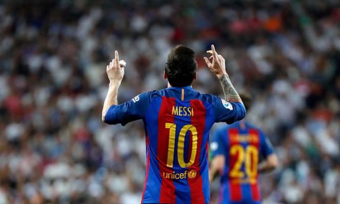 Lập poker trước Eibar, Messi tự phá kỷ lục của chính mình