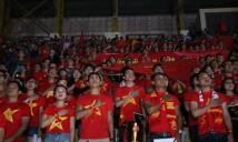 ĐT Việt Nam dừng bước: Những giọt nước mắt không cay đắng