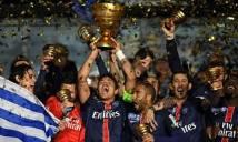 May mắn hạ Lille, PSG đăng quang Cúp Liên đoàn Pháp