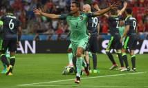 Ronaldo rực sáng, Bồ Đào Nha vượt Wales vào chung kết