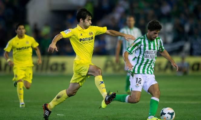 Villarreal vs Real Betis, 00h30 ngày 07/11: Trở lại top 4