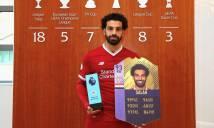 Tốc độ 99, Salah chính thức trở thành 'quái vật' trong FIFA18