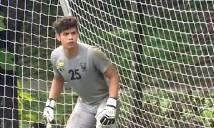 Thủ môn U23 Malaysia dương tính với doping ở VCK U23 châu Á 2018