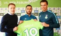 Wolfsburg 'khuấy đảo' phiên chợ Đông 2017