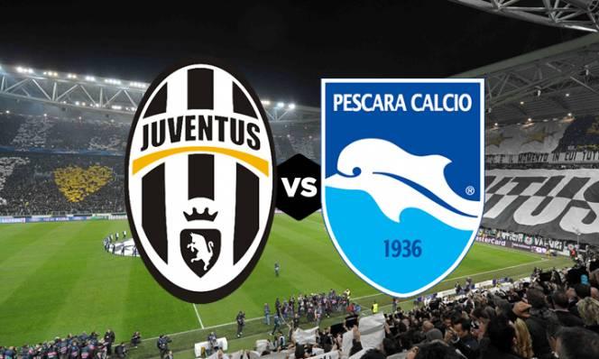 Juventus vs Pescara, 02h45 ngày 20/11: Đàn áp tân binh