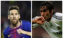 Real-Ronaldo gọi, Barca-Messi trả lời: Phá kỷ lục 'Chúa nhẫn', lập tượng đài kiến tạo