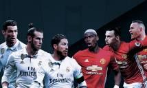 Xác định thời điểm diễn ra trận Siêu cúp châu Âu giữa Real vs MU