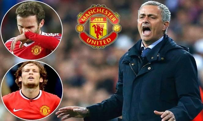 Góc MU: Mourinho sẽ sai lầm nếu bán Mata và Blind