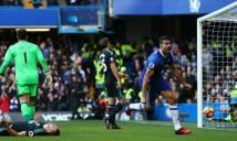 Sau vòng 15 Premier League: Chelsea vô đối!