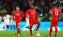 Khi Liverpool thi đấu, 'chiếu trên, chiếu dưới' là không thể phân định