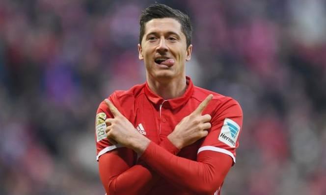 Trước vòng 22 Bundesliga: Đợi chờ Hùm xám và Lewandowski