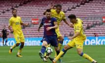 Messi bị vắt kiệt thể lực tại Barca