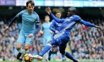 Vòng 16 Premier League: Man City vượt ải Chelsea?