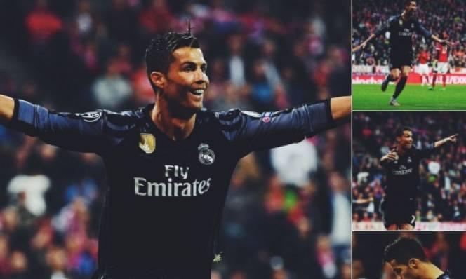 Ronaldo với ngày dựng nên cột mốc lịch sử tại Champions League