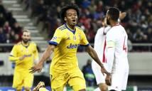 Cuadrado tỏa sáng, Juventus thị uy sức mạnh trước Olympiakos