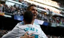 Ronaldo cán mốc 300 bàn, nhường đá penalty: Báo châu Âu thán phục