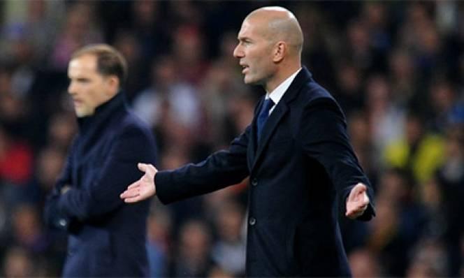 Zidane: Dortmund xứng đáng với 1 điểm