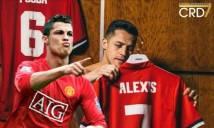 Nếu muốn mặc vừa áo số 7, hãy nhìn Ronaldo!