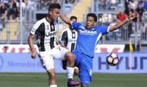 Juventus vs Empoli, 02h45 ngày 26/02: Nhiệm vụ dễ dàng