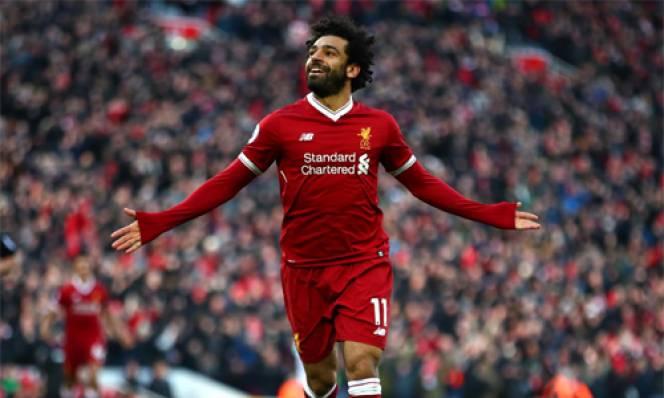 Báo chí TBN đồn Real Madrid bắt đầu mê mẩn Salah