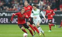 Nhận định Wolfsburg vs Leverkusen, 21h30 ngày 3/3 (Vòng 25 giải VĐQG Đức)