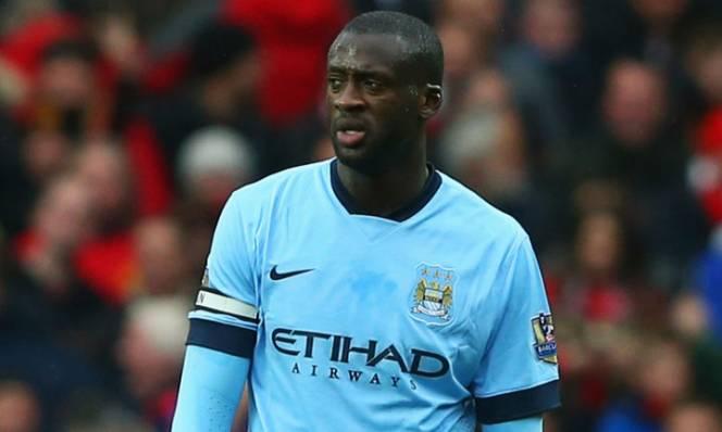 Yaya Toure bác bỏ tin đồn rời Man City