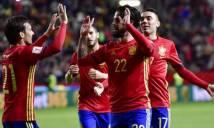NÓNG: Tây Ban Nha có thể bị loại khỏi World Cup 2018, Italia được chọn thay thế?