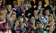 Barca không ăn mừng tưng bừng như Real nếu vô địch Cúp nhà Vua