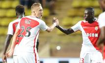 Vòng 7 Ligue 1: Lyon gục ngã, Monaco ngược dòng ngoạn mục