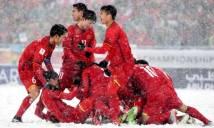 Tổng kết bóng đá Việt Nam năm Đinh Dậu: 'Bay cao, bay xa' trên đấu trường châu lục