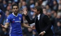 Conte cho rằng Chelsea đã gặp may